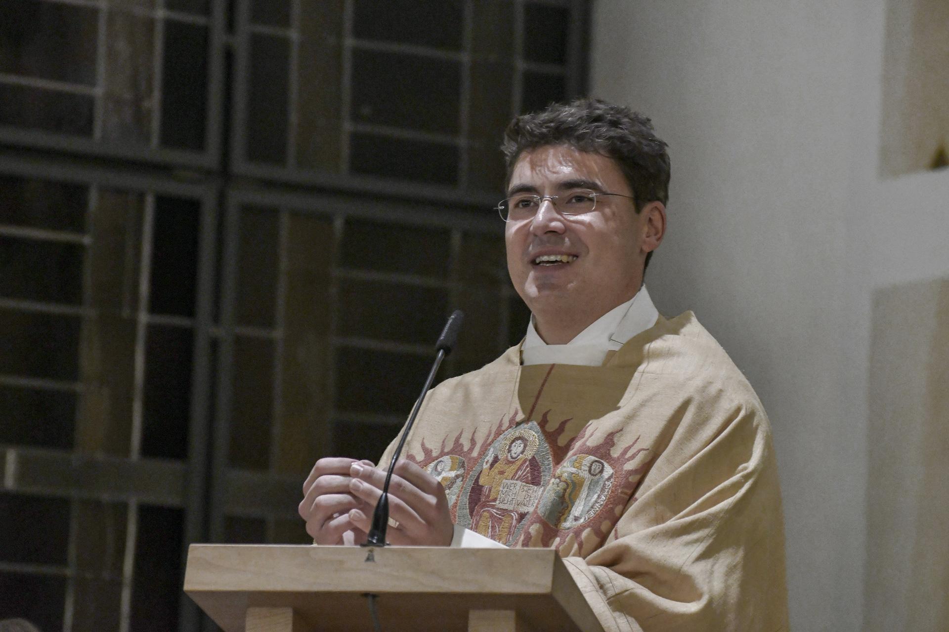 Pfarrer Karl Klein